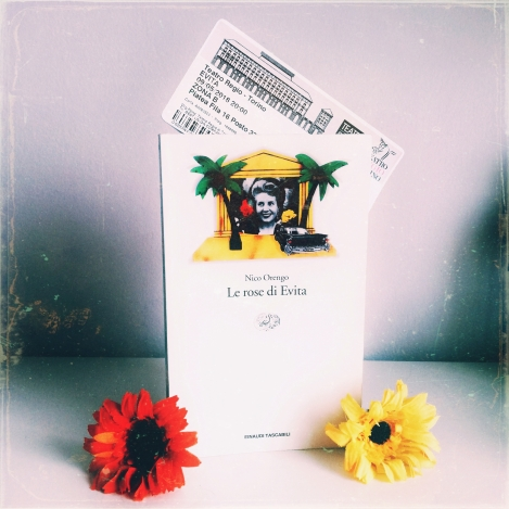 Le rose di Evita - Orengo Einaudi