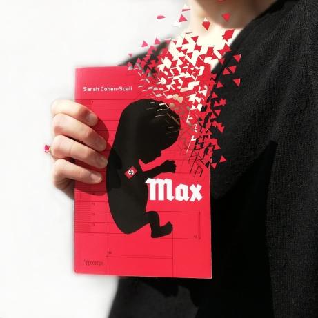 Max di Sara Cohen-Scali Ippocampo edizioni