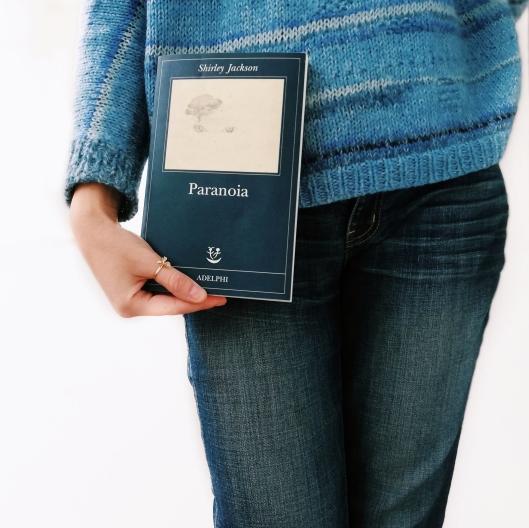 Paranoia Shirley Jackson Adelphi Editore
