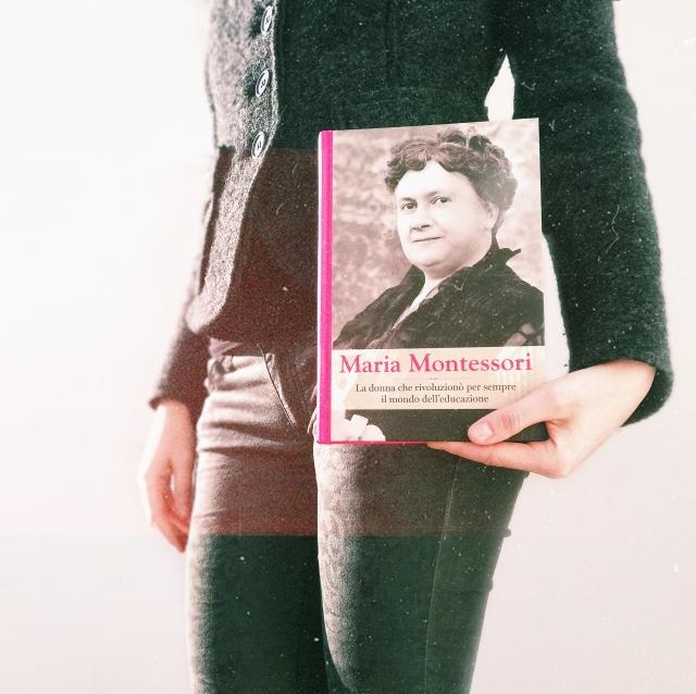 Maria Montessori Grandi Donne RBA