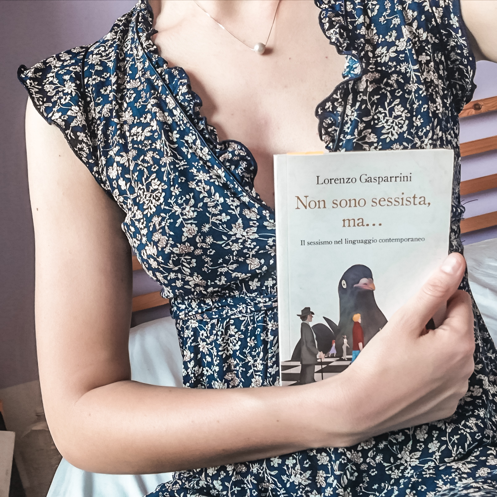 Non sono sessista ma... il sessismo nel linguaggio contemporaneo di Lorenzo Gasparrini Tlon Edizioni
